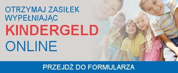 kindergeld online